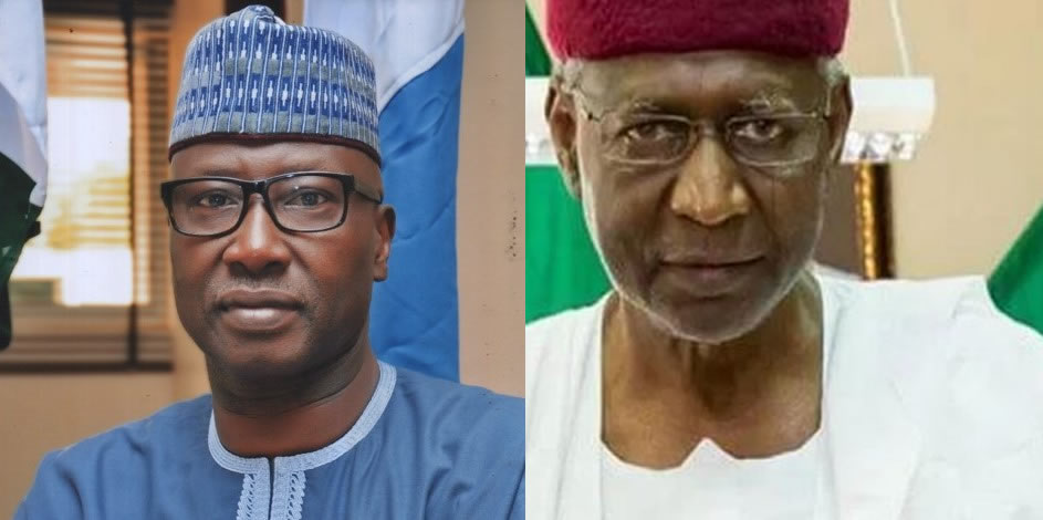 PMB re-appoints Boss Mustapha and Abba Kyari