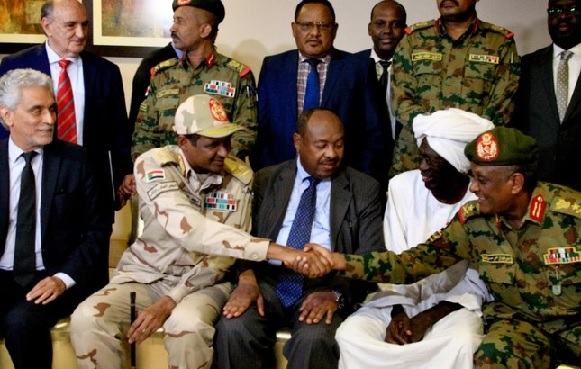 Sudan Forms Sovereign Council to Lead Country to Civilian Rule