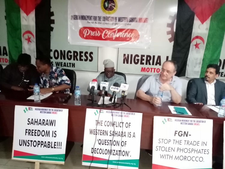 Nigeria Movement for Western Sahara