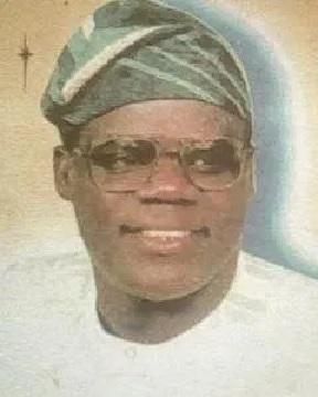 Dr Stephen Makoji Achema